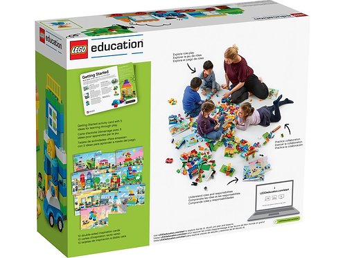 LEGO® Education XL Dünyam Seti