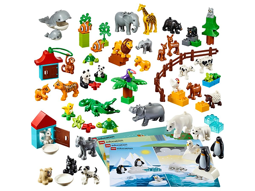 LEGO® Education Hayvanlar Seti
