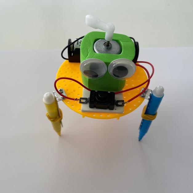 Robotunuzu test edin