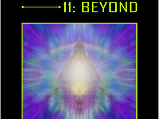 INTERSTELLAR - A Series of Science Fiction Adventure Stories - 11 Beyond