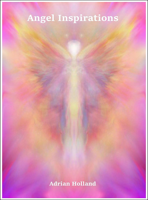 Angel Inspirations Pink Card Deck