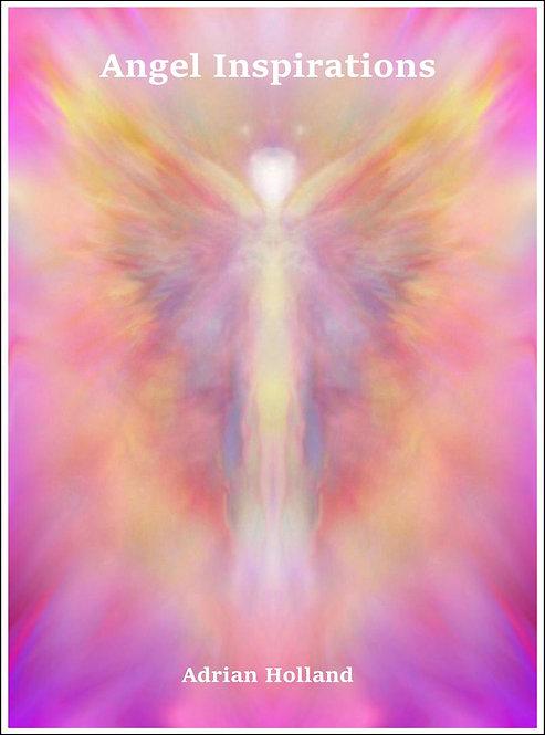 Angel Inspirations Pink Deck Pocket Book