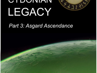 The Cydonian Legacy - Part 3 - Asgard Ascendance