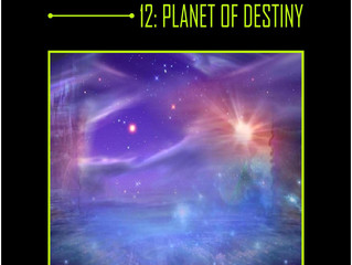 INTERSTELLAR - A Series of Science Fiction Adventure Stories - 12 Planet of Destiny