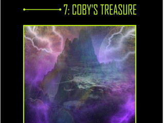 INTERSTELLAR - A Series of Science Fiction Adventure Stories - 7 Coby's Treasure
