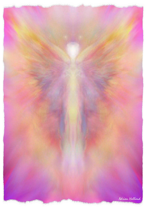A3 Inner Peace Framed Print