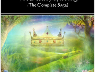 The Elphame Chronicles - Parts 1- 7 - The Destiny of a King (The Complete Saga)