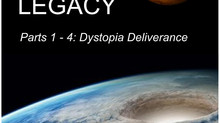 The Cydonian legacy - Parts 1-4 - Dystopia Deliverance