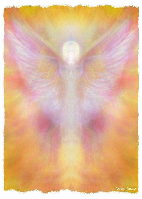 A3 Effervescence Framed Print