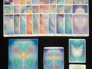 Angel Inspirations Blue Deck