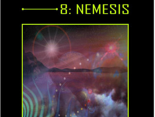 INTERSTELLAR - A Series of Science Fiction Adventure Stories - 8 Nemesis