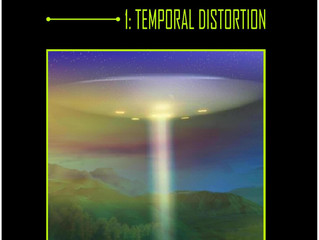 INTERSTELLAR - A Series of Science Fiction Adventure Stories - 1 - Temporal Distortion