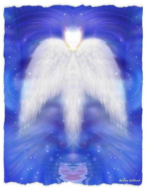A4 Mysticism Framed Print
