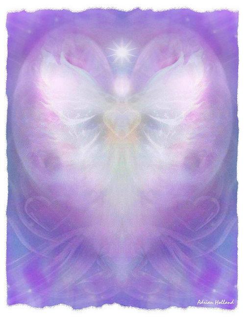 A3 Divine Feminine Framed Print