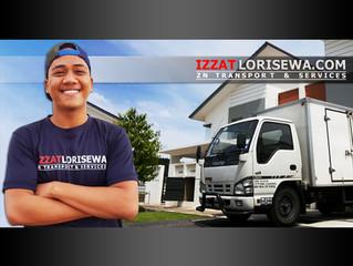 Perkhidmatan lori sewa Klang