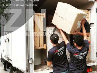 Perkhidmatan lori sewa Putrajaya