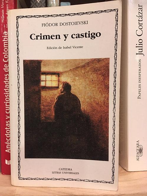 Crimen y castigo. Fiódor Dostoievski