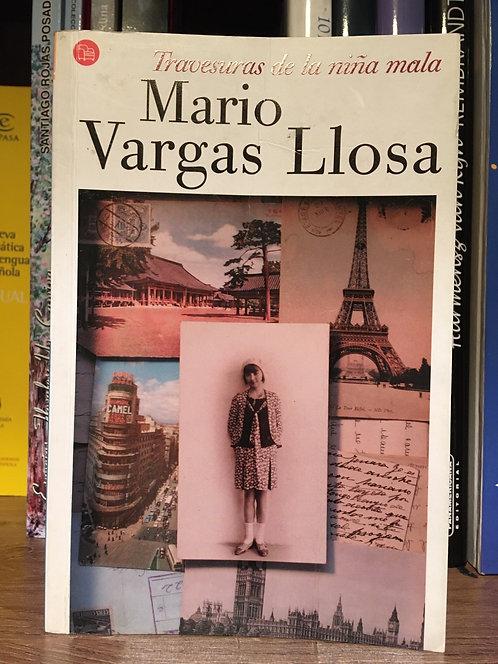 Travesuras de la niña mala Mario Vargas Llosa