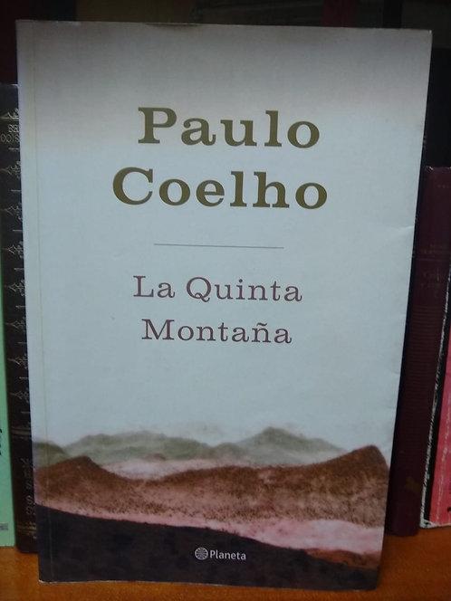 La quinta montaña Paulo Coelho