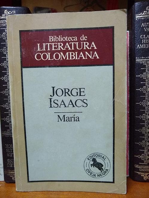 María Jorge Isaacs