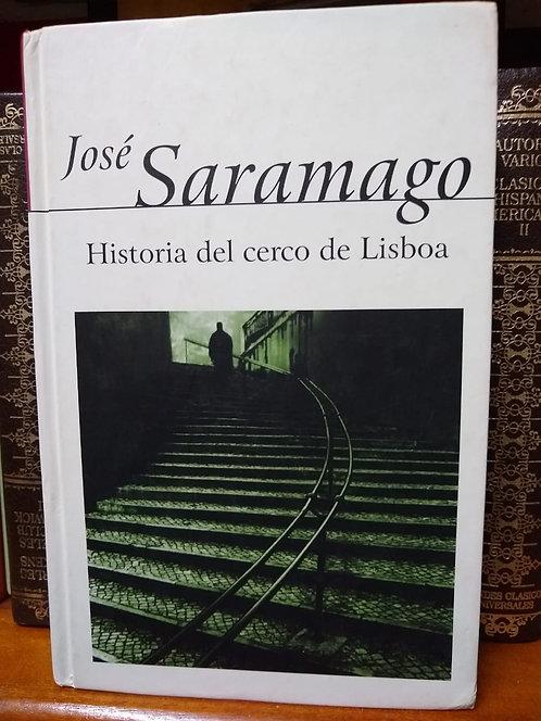 Historia  del cerco de Lisboa José  Saramago