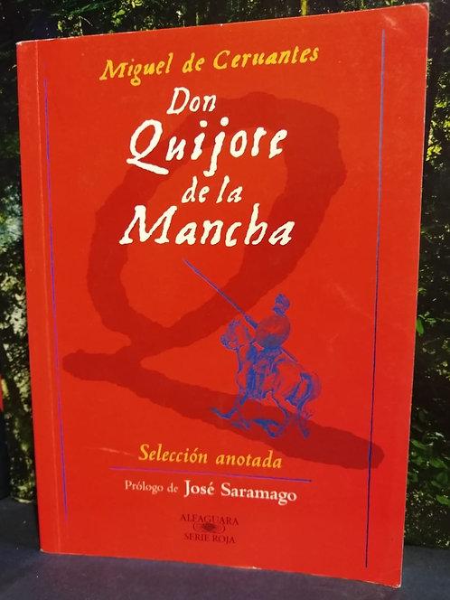 El Quijote d la mancha. Miguel de Cervantes
