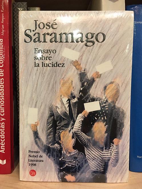 Ensayo sobre la lucidez. José Saramago