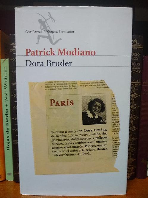 Dora Buder Patrick Modiano
