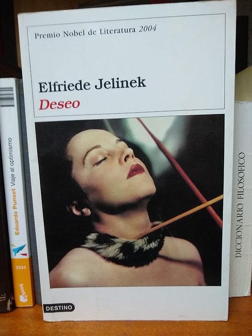 Deseo Elfriede Jelinek