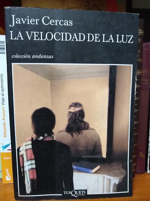 La velocidad de la Luz. Javier Cercas