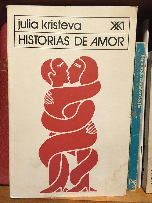 Historias de amor. Julia Kristeva