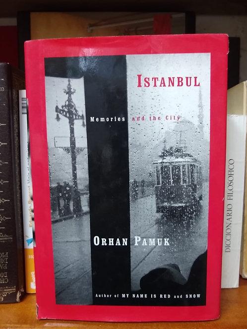 Instanbul Orhan Pamuk