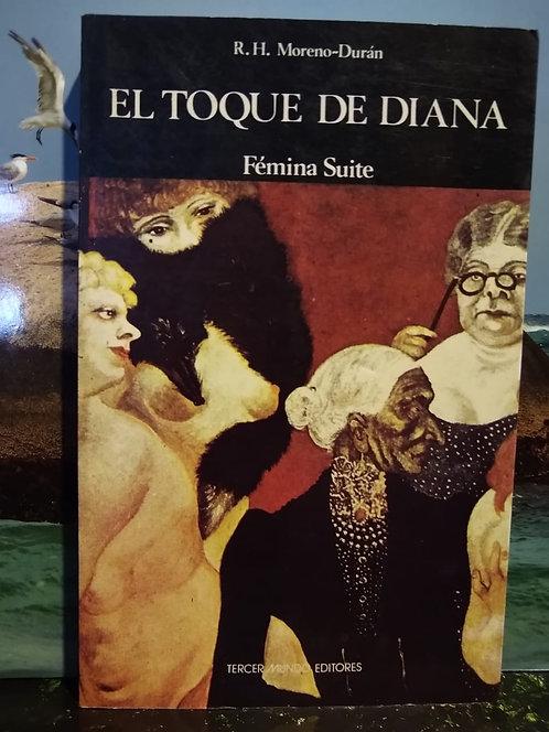El toque de Diana. R-H Moreno Durán