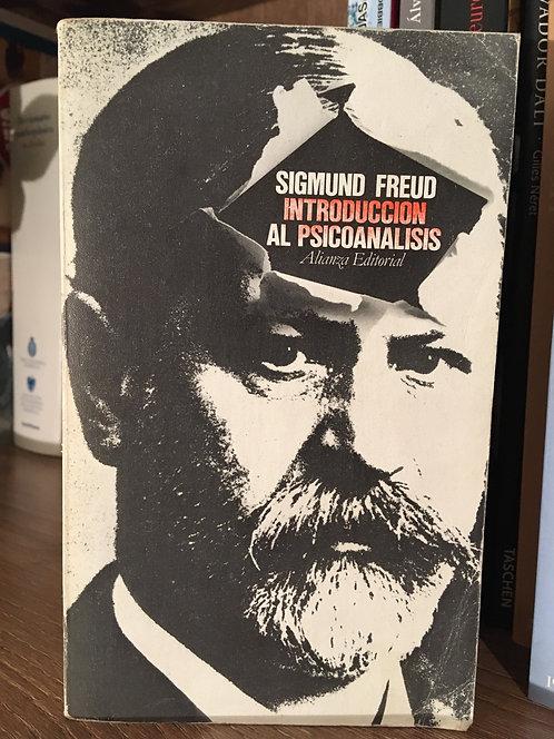 Introducción al psicoanálisis Sigmund Freud