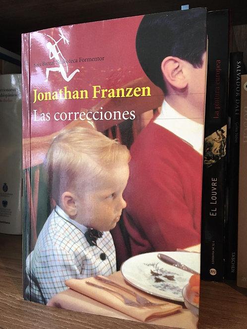 Las correciones Jonathan Franzen