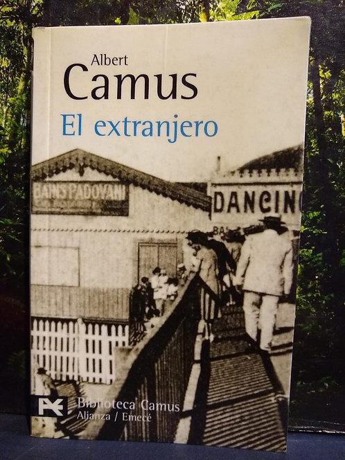 El extranjero. Albert Camus