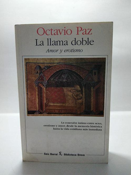 La llama doble Octavio Paz