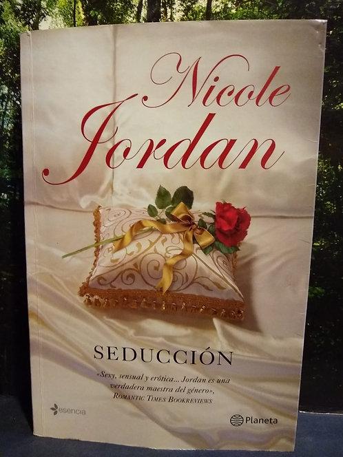Seducción. Nicole Jordan