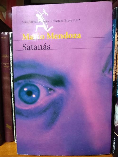 Satanas Mario Mendoza