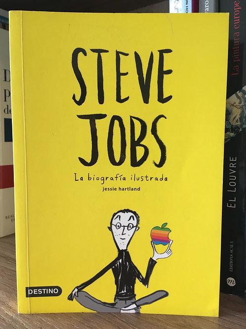 Steve Jobs La biografía ilustrada