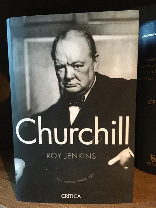 Churchill. Roy Jenkins