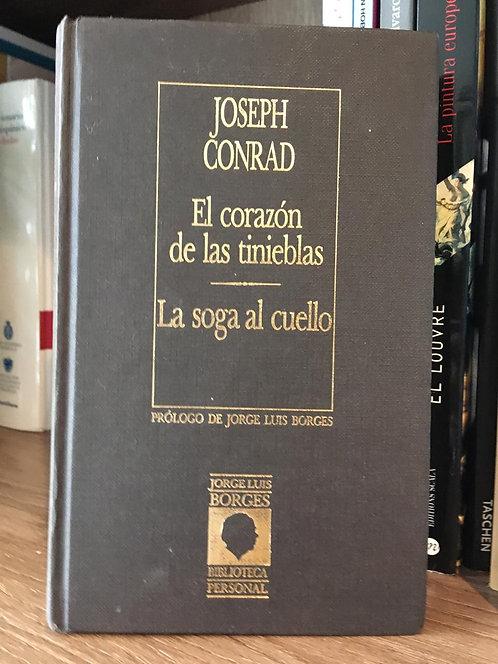 El corazón de las tinieblas La soga al cuello Joseph Conrad
