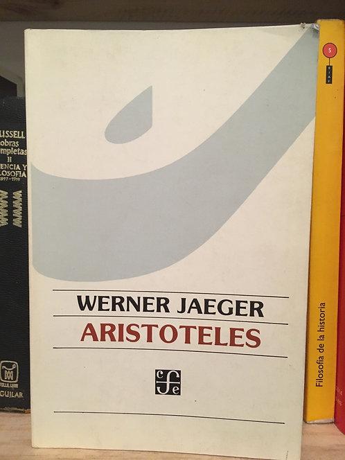 Aristóteles . Werner jaeger