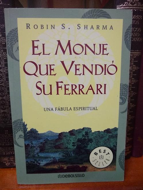 El monje que vendió su Ferrari Robin Sharma
