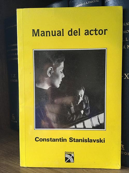 Manual del actor. Constantin Stanislavski