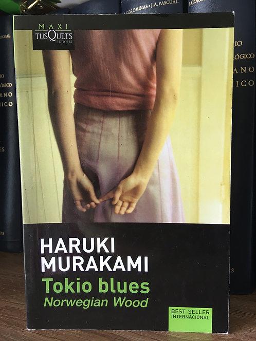Tokio Blues. Haruki Murakami