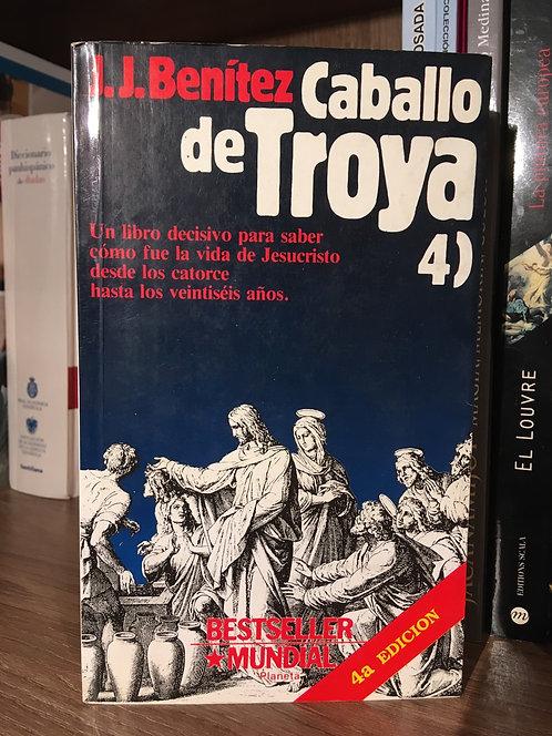 Caballo de Troya 4 J.J. Benítez