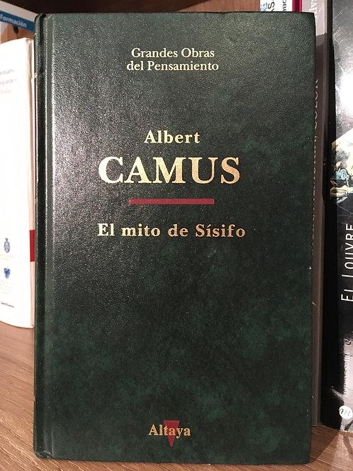 El mito de Sísifo . Albert Camus