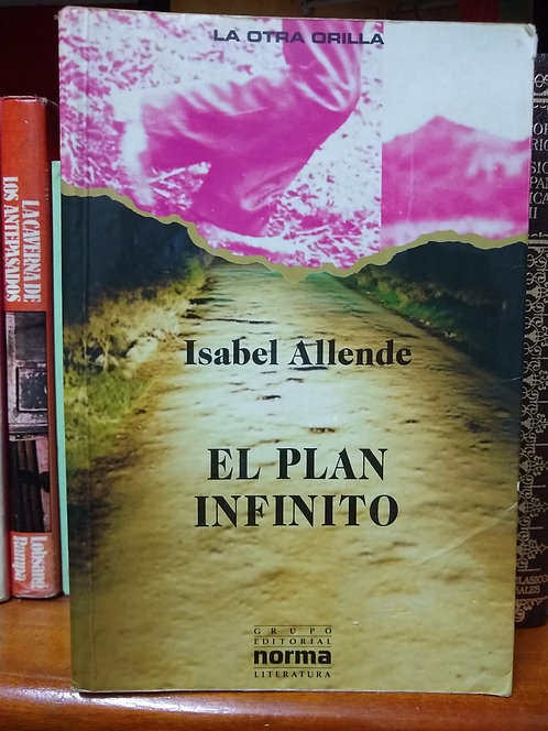 El plan infinito Isabel Allende