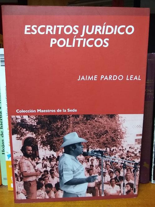 Escritos jurídico Políticos . Jaime Pardo Leal